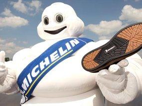 Not only tires, now we have Michelin shoes!