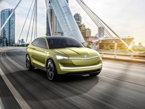 Some specs of the Skoda EVs revealed before Frankfurt