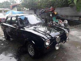 Ford Escort mk1 SUV black for sale