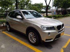 BMW X3 2014 SUV Cream for sale