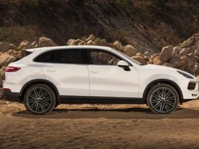 Take a look at the 2018 Porsche Cayenne in rendering before next week debut