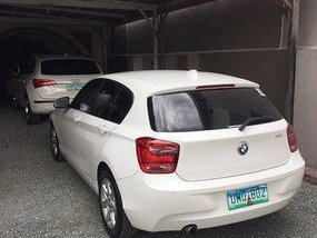 BMW 116i 2012 White for sale