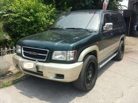 Very Well Mantained 1996 Isuzu Trooper V4 For Sale