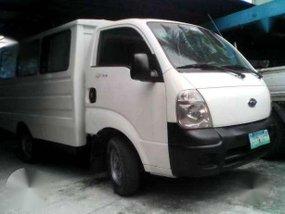 Kia K27 Passenger Type Van Model 2009