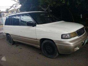 MPV/SUV Mazda WL engine white for sale
