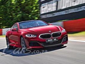 BMW M8 looks sharper in renderings