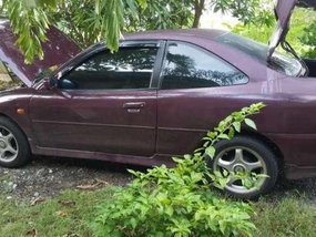 Mitsubishi Gsr  sedan red for sale