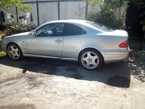 Mercedes-Benz Clk Gtr 2001 Gasoline Automatic Silver for sale