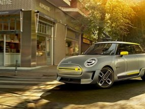 Mini Electric Concept ready to make its presence at Frankfurt