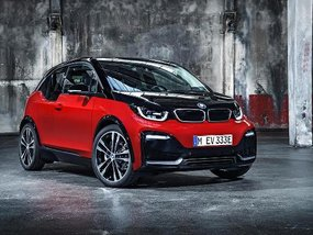 2018 BMW i3 close to 290km of range