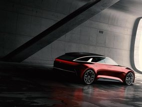New Kia Concept to beautify the upcoming Frankfurt