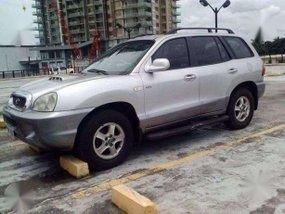 For Sale 2002 Hyundai Santa Fe