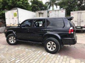2006 Mitsubishi Montero Limited Edition 4WD for sale