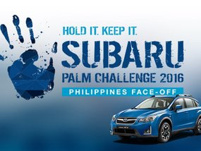Prove yourself with 2017 Subaru Palm Challenge