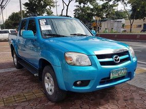 Mazda BT-50 2009 Blue for sale