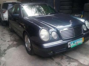 1998 M Benz w210 300D turbodiesel matic for sale