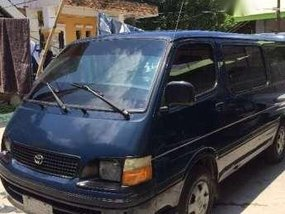 Toyota Commuter for sale