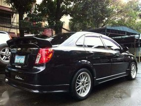 Chevrolet optra loaded