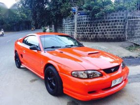 Ford Mustang 1997 AT Red Sedan For Sale