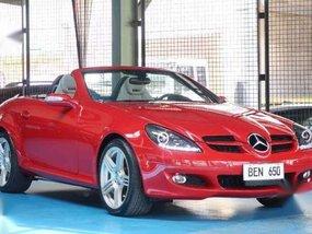 2006 Mercedes Benz SLK350 For Sale