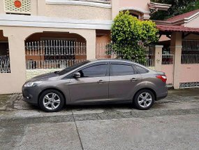 Ford Focus 2014 Brown for sale