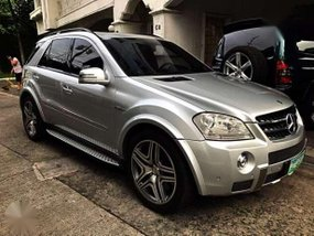 Mercedes MI 63 AMG fresh for sale