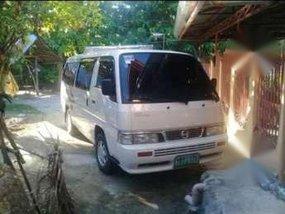 Nissan Urvan Escapade 2012