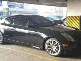 Fresh Infiniti G35 Coupe Black For Sale