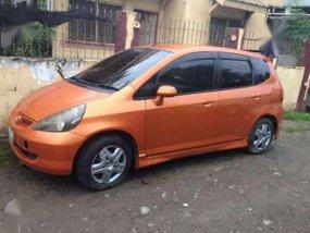 Honda Fit Matic 2012 Orange For Sale