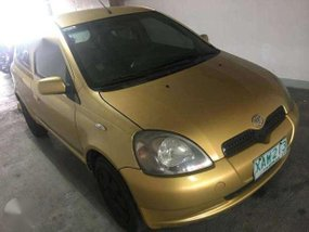 Toyota Echo (Local) MT FOR SALE