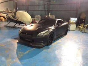 2010 Nissan GTR AT Gray Coupe For Sale
