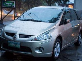 First Owned Mitsubishi Grandis 2010 AT 2.4L For Sale