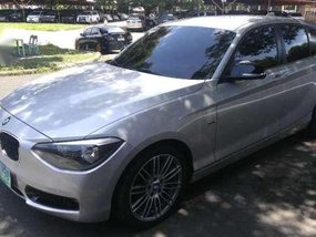 BMW 118d 2013 SUV white for sale