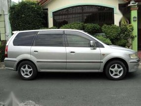 Grandis Chariot AT SUV silver for sale