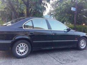 2000 Bmw 520i sedan black for sale