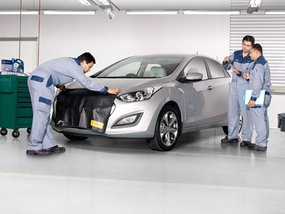 Hyundai: Service your vehicle in just 30 minutes