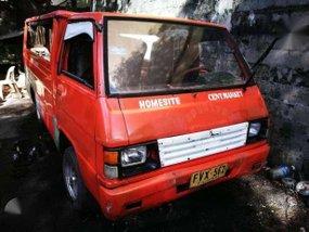 Mitsubishi L300 jeepney