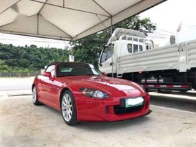 Honda S2000 Euro 2006 Red MT For Sale