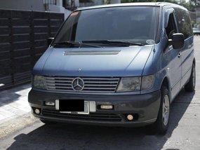 Mercedes-Benz Vito 2001 Blue for sale