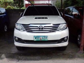 2013 Fortuner 2.5 G 4X2 Matic Toyota for sale