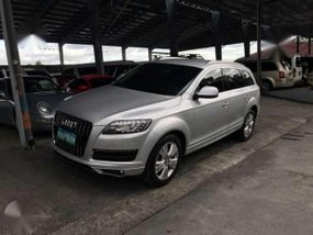 Almost Brand New 2013 Audi Q7 3.0 For Sale