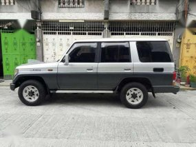 Toyota prado land cruiser lj78 1991 matic 4x4