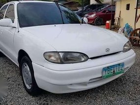 Hyundai Accent 2005 Manual White For Sale