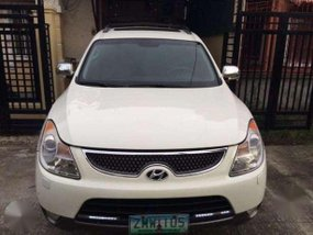 Hyundai Veracruz VGT V6 3.0 AT White For Sale