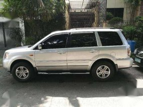 2007 Honda Pilot AT Silver SUV For Sale