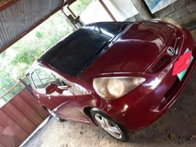 Honda Fit 2011 Automatic Red For Sale
