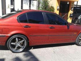 BMW E46 318i Red like new for sale