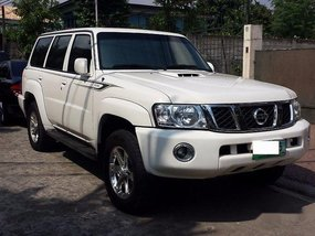 Nissan Patrol 2013 white for sale