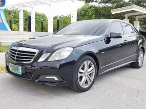 Mercedes-Benz E250 2010 for sale
