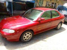 Hyundai Elantra 1999 MT Red For Sale